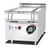 Vertical Inclinação Gás Tipo de Aço Inoxidável Fogão A Gás Frigideira Grande Capacidade Comercial|stove|stove gasstove pan -