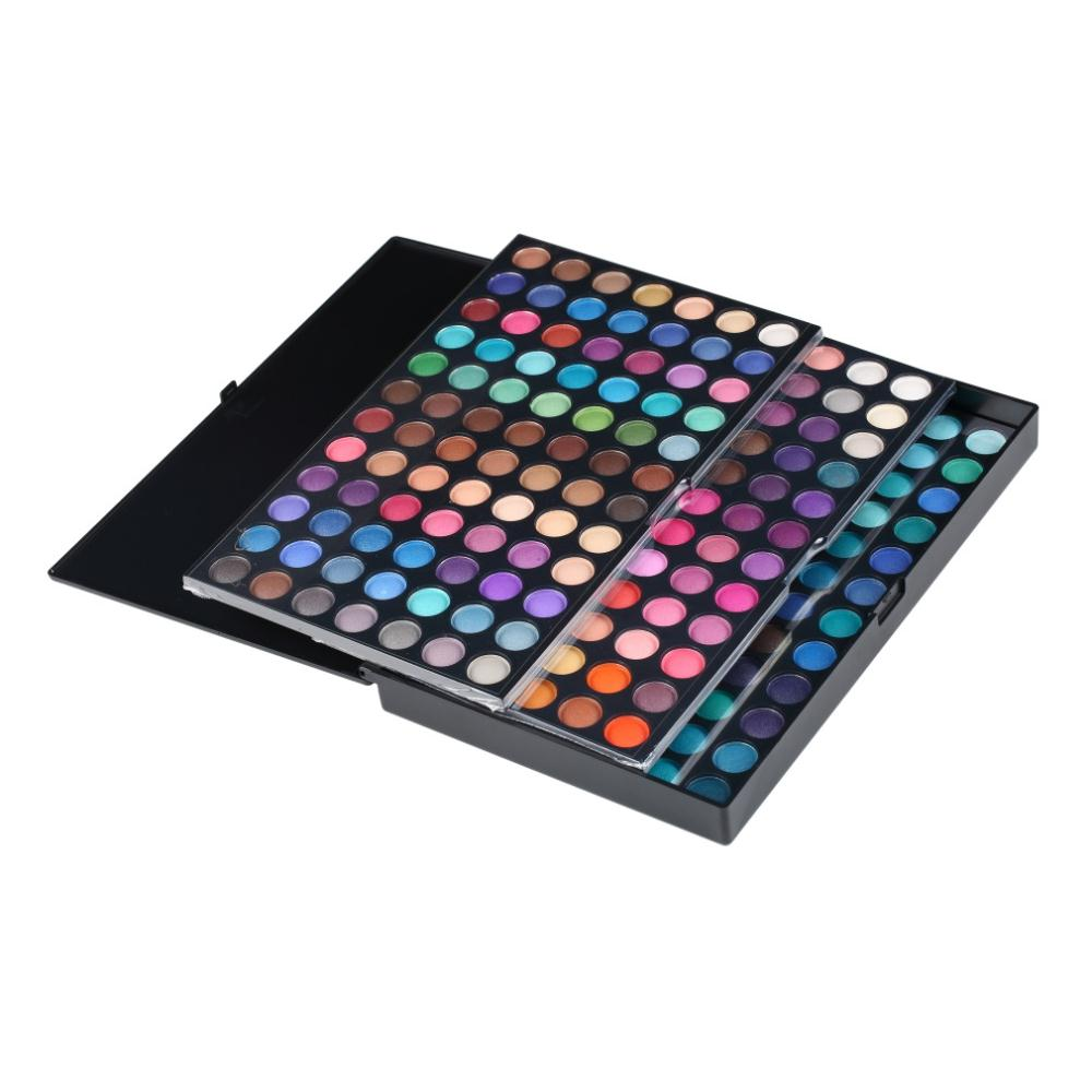 Fashion <font><b>Nude</b></font> Eyeshadow palette 252 Colors Palette Makeup Set Neutral & Shimmer Matte Cosmetic Eyeshadow #E252