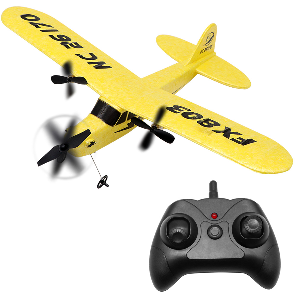 Fx803 Rc Plane Epp Material Rc Airplane Model Rc Glider Drones Outdoor 2.4g Remote Control Dron Toys For Kid Boy Birthday Gift Good Heat Preservation