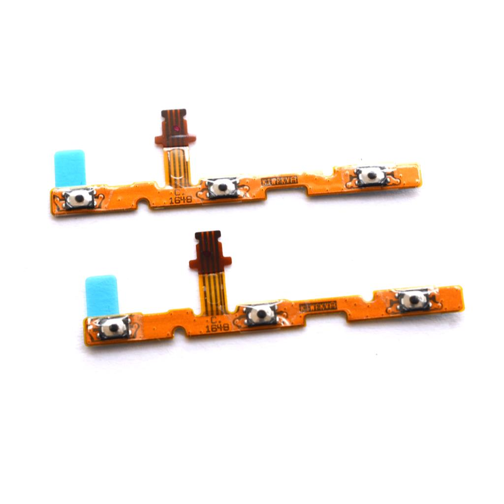 Original New Side Key Button Flex Cable  Power Volume Flex Cable Repair Parts For Huawei Honor 5X  X5/Huawei GR5/GR5W