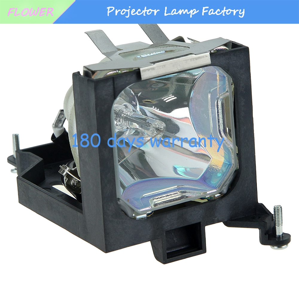 XIM Brand New Compatible projector lamp bulb POA-LMP57 / 610-308-3117 with housing for PLC-SW30 PLC-SW35 PLC-SW36 free shipping lamtop compatible bare lamp 610 308 3117 for plc xu46