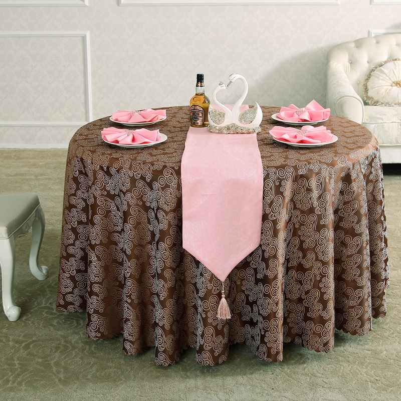 Heavy Cloud Coming Styles Western Restaurant Feast  Tablecloth Round Rectangle Square Table Cloths