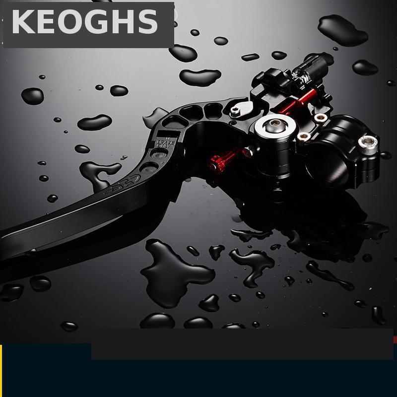 KEOGHS High Quality 22mm 7/8'' Motorcycle Brake Clutch Levers Universal For Honda Yamaha Kawasaki Suzuki Bmw Ducati Aprilia keoghs motorcycle turn signals super quality all cnc aluminum alloy with angle eyes for honda yamaha ktm bmw aprilia kawasaki