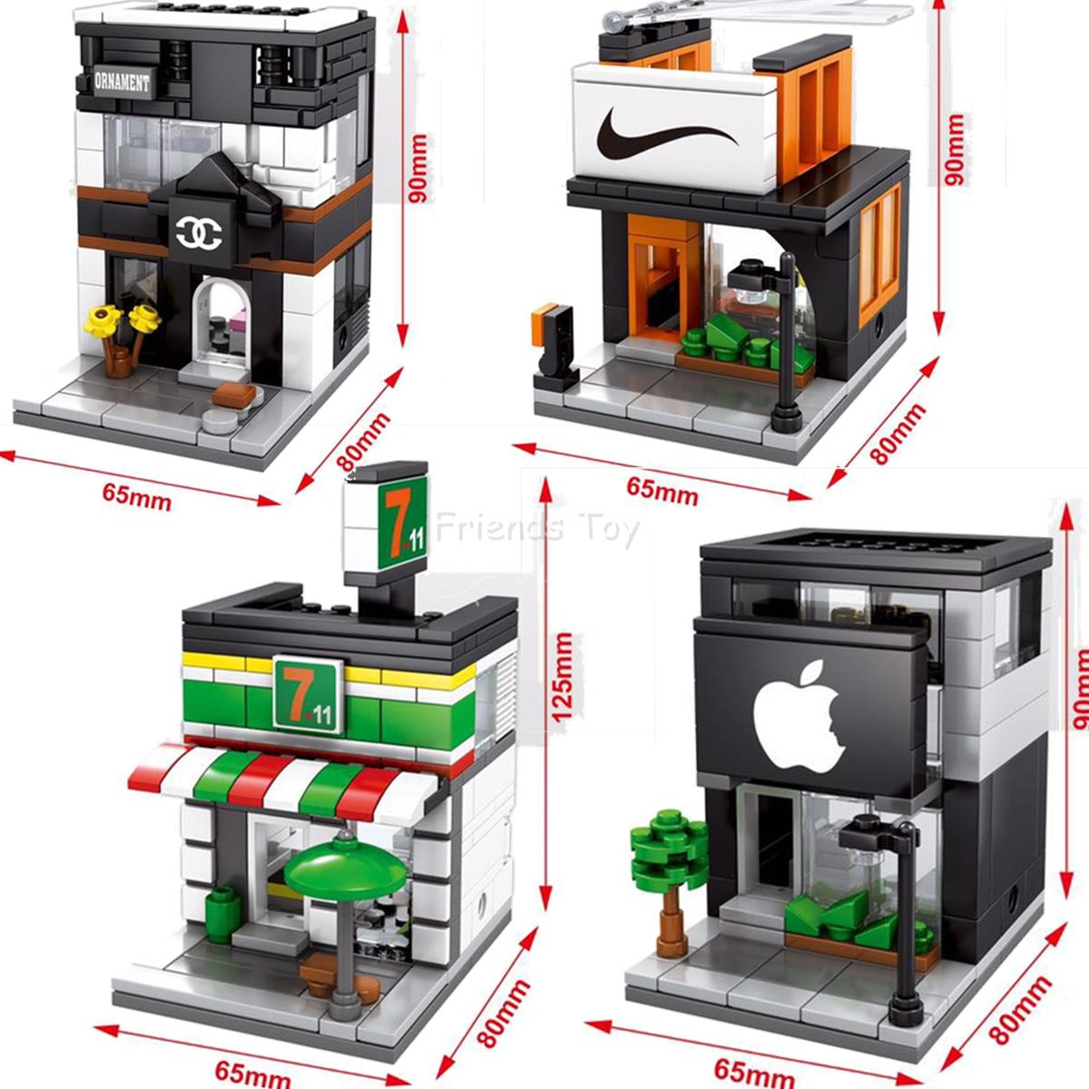 category items to build an apple store