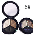 8 pçs/lote Mulheres Fosco Sombra de Olho Maquiagem Eyeshadow Paltte Fosco Cosméticos Sombras de Olho Sombra Kit de Maquiagem À Prova D' Água de Longa Duração