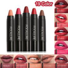 Women Matte Waterproof Long Lasting Lipstick Pen Cosmetics M