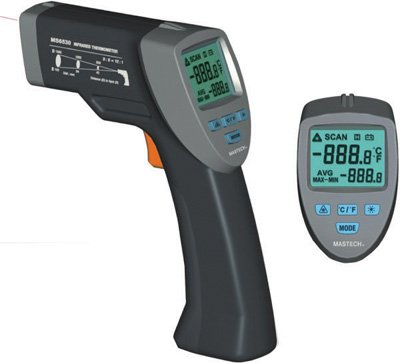 MS6530 NON-CONTACT INFRARED THERMOMETERS - Mastech  -20 c ~ 537 c  цены