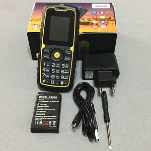 Image 5 - IP67 Waterdicht Schokbestendig Mobiele Telefoons Power Bank Goedkope China Mobiele Telefoon Gsm Fm Russische Toetsenbord Knop Telefoons H Mobiele