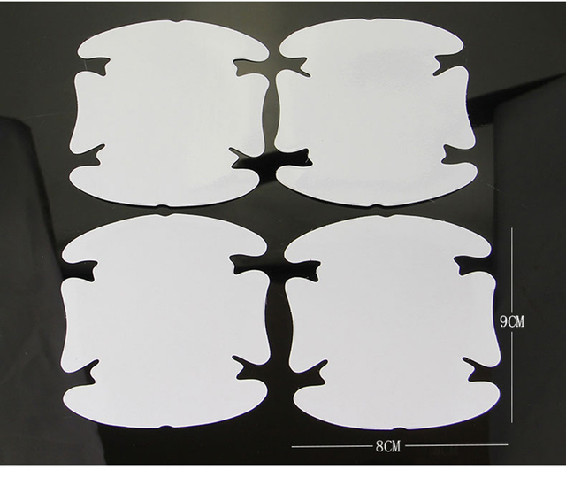Car Handle Protection Film