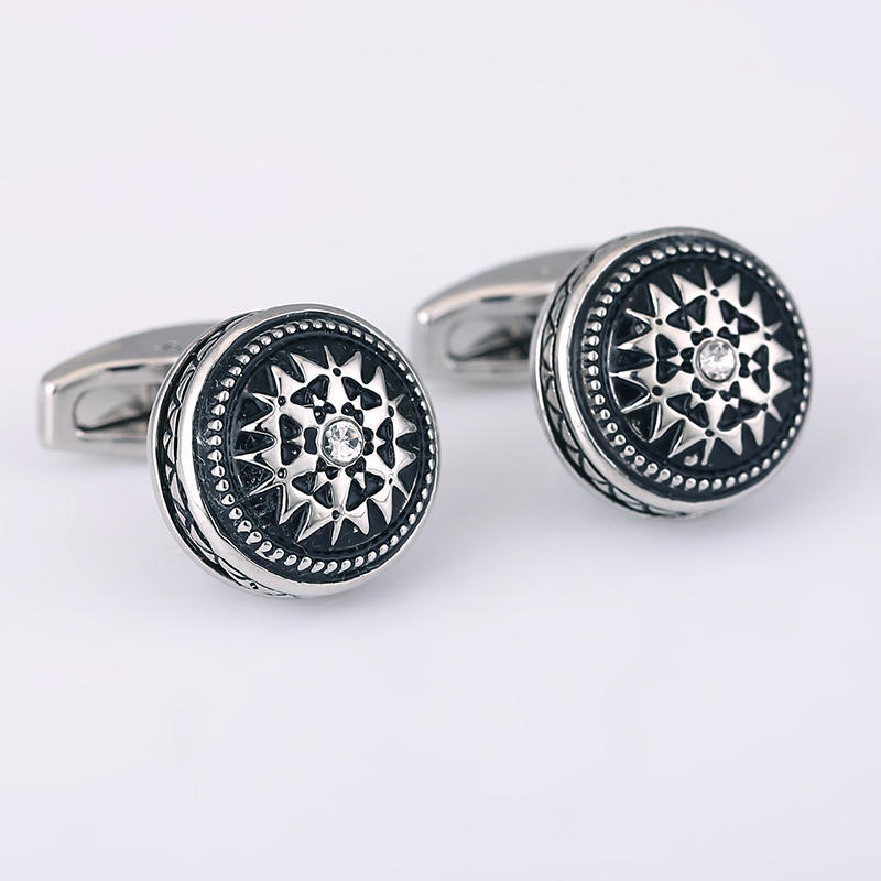 Mens Wedding Party Gifts: High Quality Men Cuff Links Vintage Mens Wedding Party