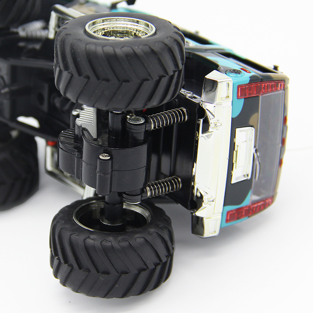 Hummer Off-Road Vehicles Damping 4Ch Remote Control Car With Lights Multicolour Mini Toy Car Rc Juguetes Gifts