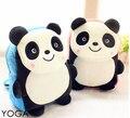 Candice guo brinquedo de pelúcia boneca de pelúcia panda dos desenhos animados de animais crianças mochila Mochila mochila ombro pacote de saco de presente de aniversário