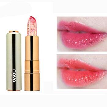 Transparent Nude Lipstick Waterproof Long Lasting Makeup Moisturizing Lip Gloss Make Up Women Beauty