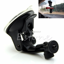 Suction Cup Mount Holder Flexible Tripod For DV Camera Car Windows Glass Stand Z17 Drop ship