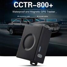سيارة لتحديد المواقع المقتفي CCTR 800 + زائد سيارة لتحديد المواقع محدد بطارية كبيرة 6000mAh 50 أيام وقت الانتظار مغناطيس قوي تتبع مدى الحياة الحرة