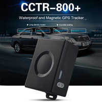 Car GPS Tracker CCTR-800+ Plus Vehicle GPS Locator Big battery 6000mAh 50 Days Standby Time Strong Magnet Lifetime Free Tracking