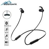 Bluetooth Écouteur Sans Fil Casque Sport Bluetooth Remise En Forme Écouteurs Écouteurs Pour Téléphone iPhone Samsung Fitness Bouchons D'oreilles