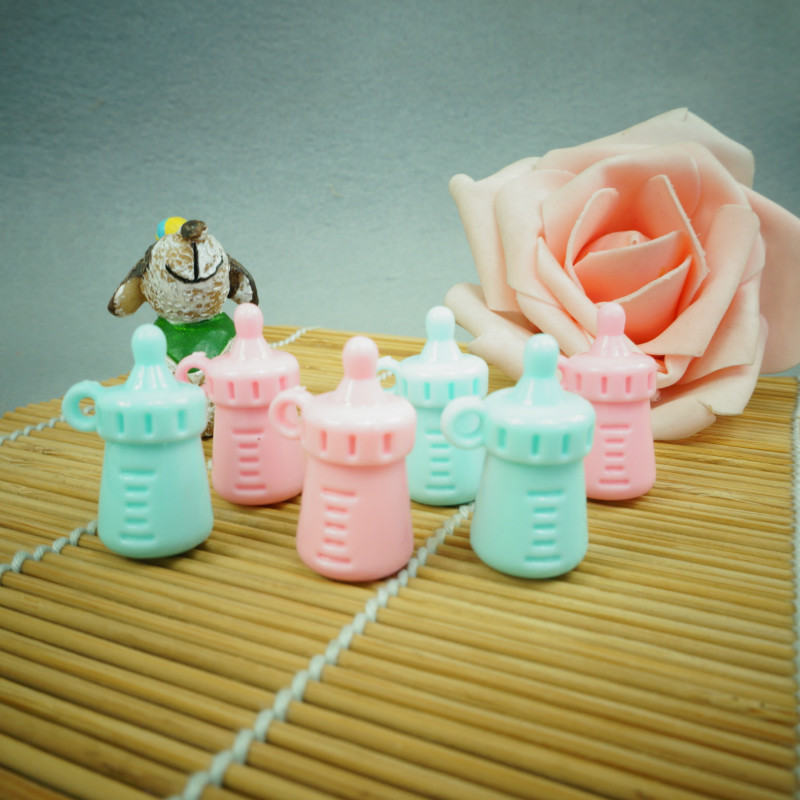 12PC Adorable Dummies Baby Shower Nipple Bottle Birthday