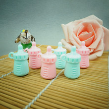 12PC Adorable Dummies Baby Shower Nipple Bottle Birthday DIY Decoration Favor Gift Party Supply Return Gift for Boy Girl Guest jeff howell diy for dummies