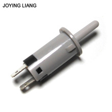 JOYING LIANG KA5 Grey Door Control Switch Refrigerator/ Cabinet Lamp Switch OFF/ (Press Down ON) CQC ROHS Handle Length 15MM srrm band switch 2 knives 2 files axial length 15mm