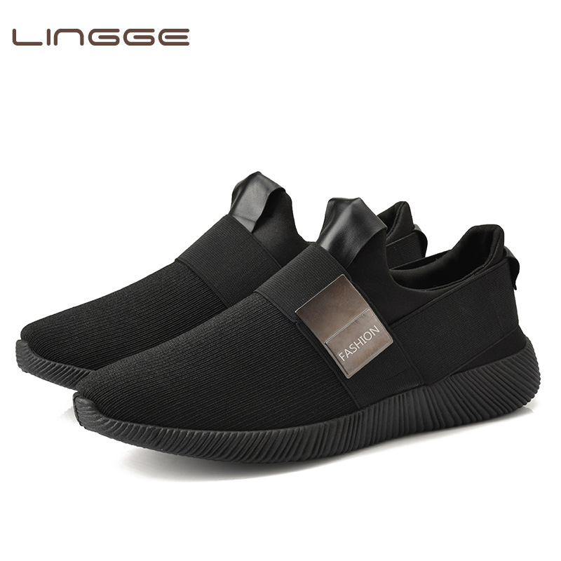 Fine Popular High Quality Sneakers Fashion Brand Male Boots Comfortable Hommes Zapatillas Casual Footwear Breathable Mens Trend Boots Durable In Use Men's Shoes