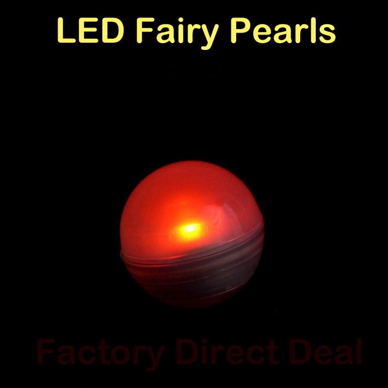 12pcs/Lot Magical LED Berries Waterproof Mini Party Light Floral Arrangements Christmas  Floating Mini Colorful Led