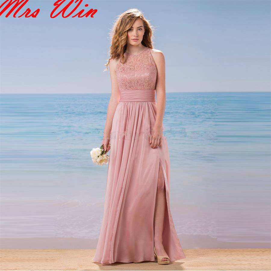 Luxury Blush Bridesmaid Dresses Long Picture Collection - All ...