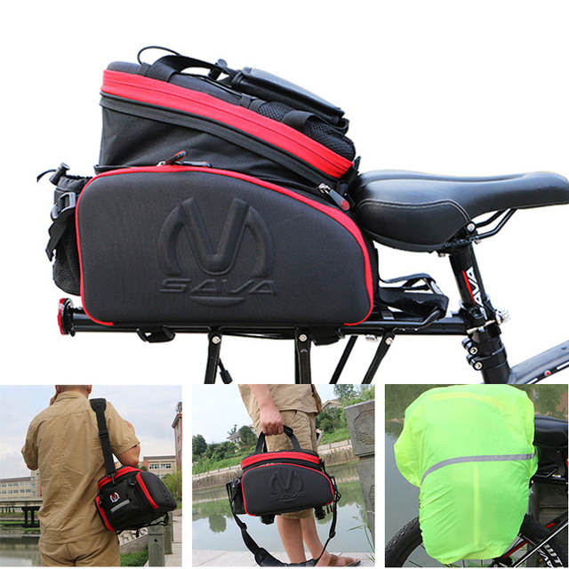 Bag Tassen Mand Bagage Verpakking Fiets 35l Pannier Tas Mountainbike Bike Sava Fietsen Fietstas Achter W9YeD2EHI