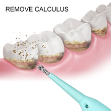 Third Generation Electric Sonic Dental Scaler Tooth Calculus Remover Tooth Stains Tartar Tool Teeth Whitening Oral Care Kits все цены