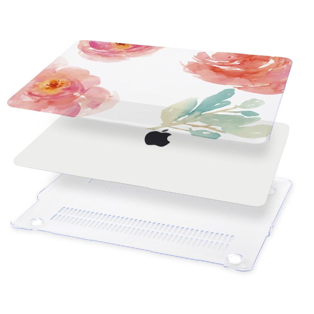 Redlai Rose & Floral Laptop Sleeve Hoesje Voor Apple Macbook Air 13.3 - Notebook accessoires - Foto 5