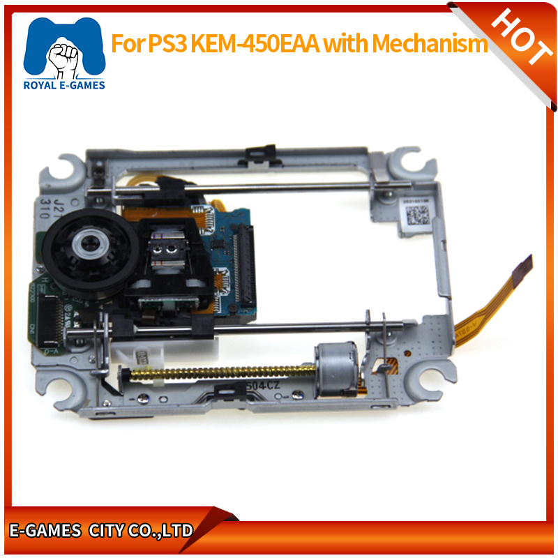 Replacement <font><b>Laser</b></font> <font><b>Lens</b></font> KES450EAA KES 450EAA KEM-450EAA KES-450EAA for Playstation 3 FOR <font><b>PS3</b></font> Slim 160GB 320GB image