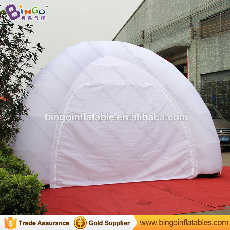 6 Meters all white color inflatable spider tent hot sale customized blow up tent with air blower for event toys outdoor mf 13 56mhz weigand 26 door access control rfid card reader with two led lights