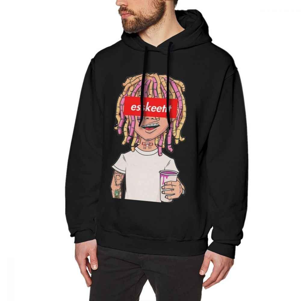 f6971ff01fd Lil Pump Hoodie Lil Pump High Quality Hoodies Long Sleeve Streetwear  Pullover Hoodie Popular Cotton Black