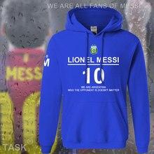 hoodies men lionel messi leo m10 argentina star sweatshirt polo sweat suit foot ball player streetwear fleece barcelona 2017 08