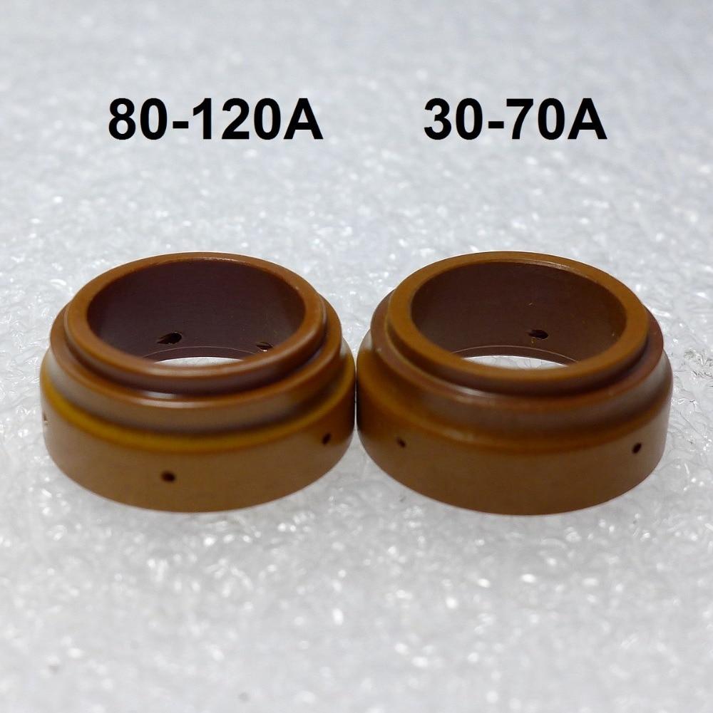 60025 60026 After Market PT-100 PT100 Swirl Ring 30-70A 80-120A 2PK Fit FUBAG P100