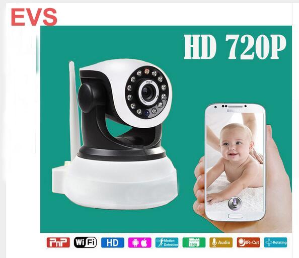 ФОТО HD 1MP Video Baby Monitor wireless WiFi IR Video Talk intercom one Camera With Night Vision audio