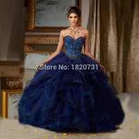 Blue Red Quinceanera Dresses Bead Bodice Ball Gown Quinceanera Dresses with Jacket 2019 Cheap Quinceanera Gowns Vestido 15 anos