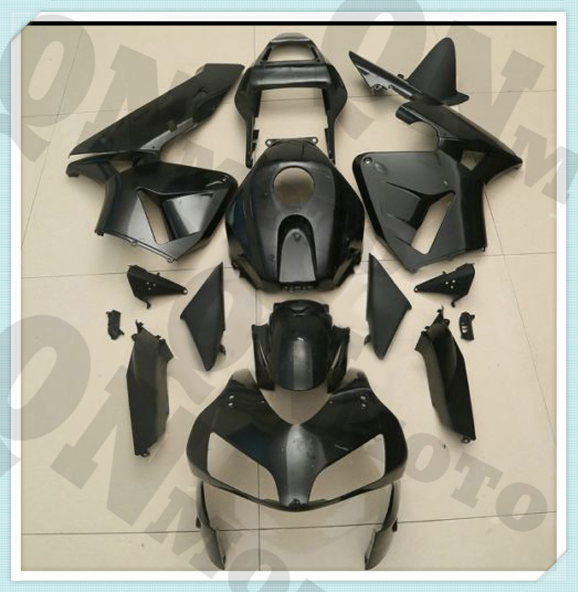 Motorcycle Unpainted Fairing Kit For H O N D A CBR600RR CBR 600RR CBR600 RR 2003-2004 Unpainted Fairings ABS Plastic +3 Gift цены онлайн