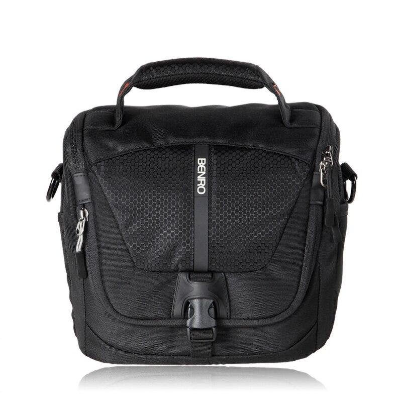 ФОТО Benro CoolWalker CW S20 one shoulder professional camera bag slr camera bag rain cover