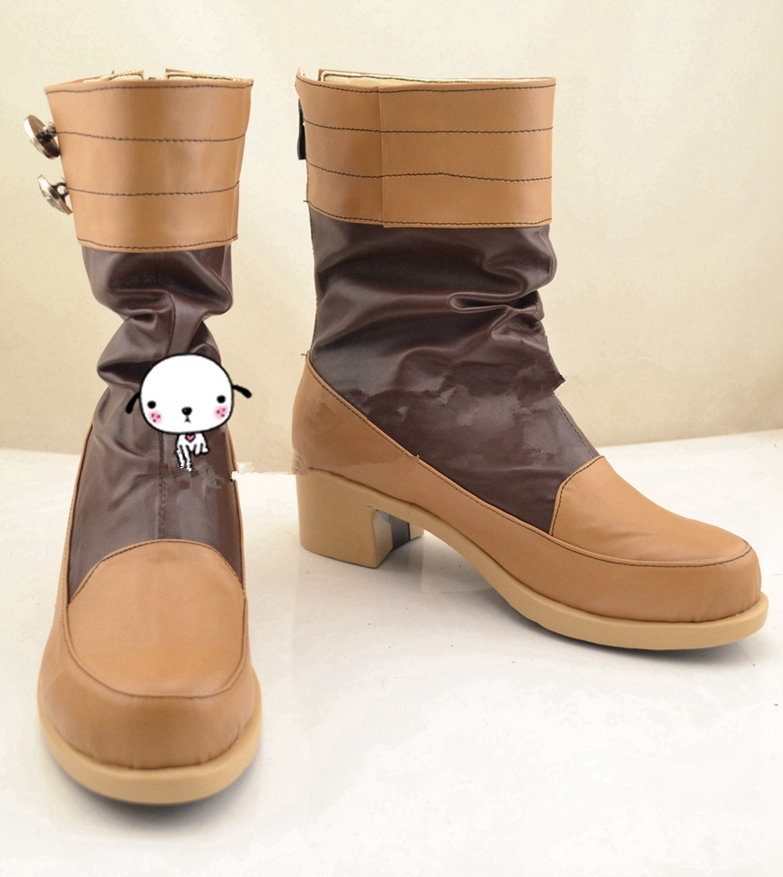 Anime Dramatical Murder DMMD  NAIN  shoes Cosplay boots  costume