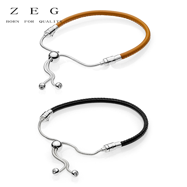 Zeg New High Quality Logo Pan Love Series Bracelet Free Package Manufacturers Whole Mail