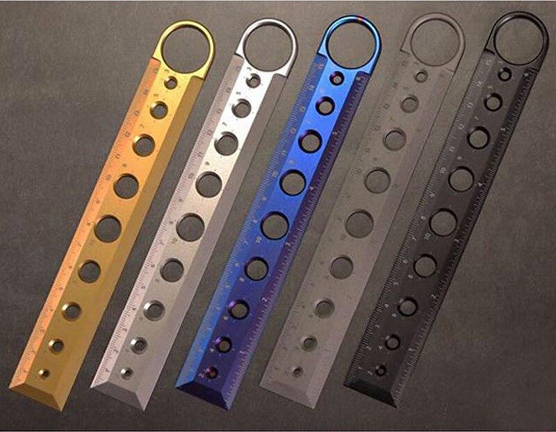CENTÍMETROS de Medição da Régua de Metal