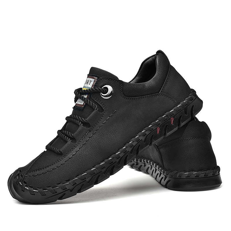 ZUNYU mannen Lederen Casual Schoenen Mocassins Mannen Loafers Luxe Merk Lente Nieuwe Mode Sneakers Mannelijke Bootschoenen Suede Krasovki