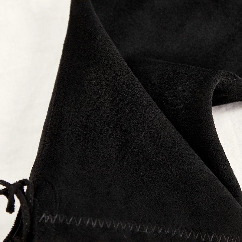 High Tamaño Heels Gran Partido Thin 31 Rodilla Zapatos La Nuevas Negro Sobre Señoras Arranque 43 Otoño Mujer Botas Mujeres De Invierno Sexy gqZBwzBSa