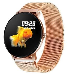 Image 5 - K9 pro esporte bluetooth 1.3 Polegada tela de toque completa relógio inteligente fitness rastreador homem ip68 à prova dip68 água mulher smartwatch pk p68 p70