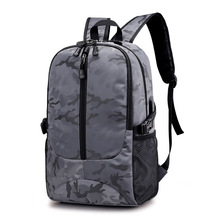 New unisex Backpack Laptop USB Charging Casual Style Waterproof Bag Men Women Anti Thief Multifunction