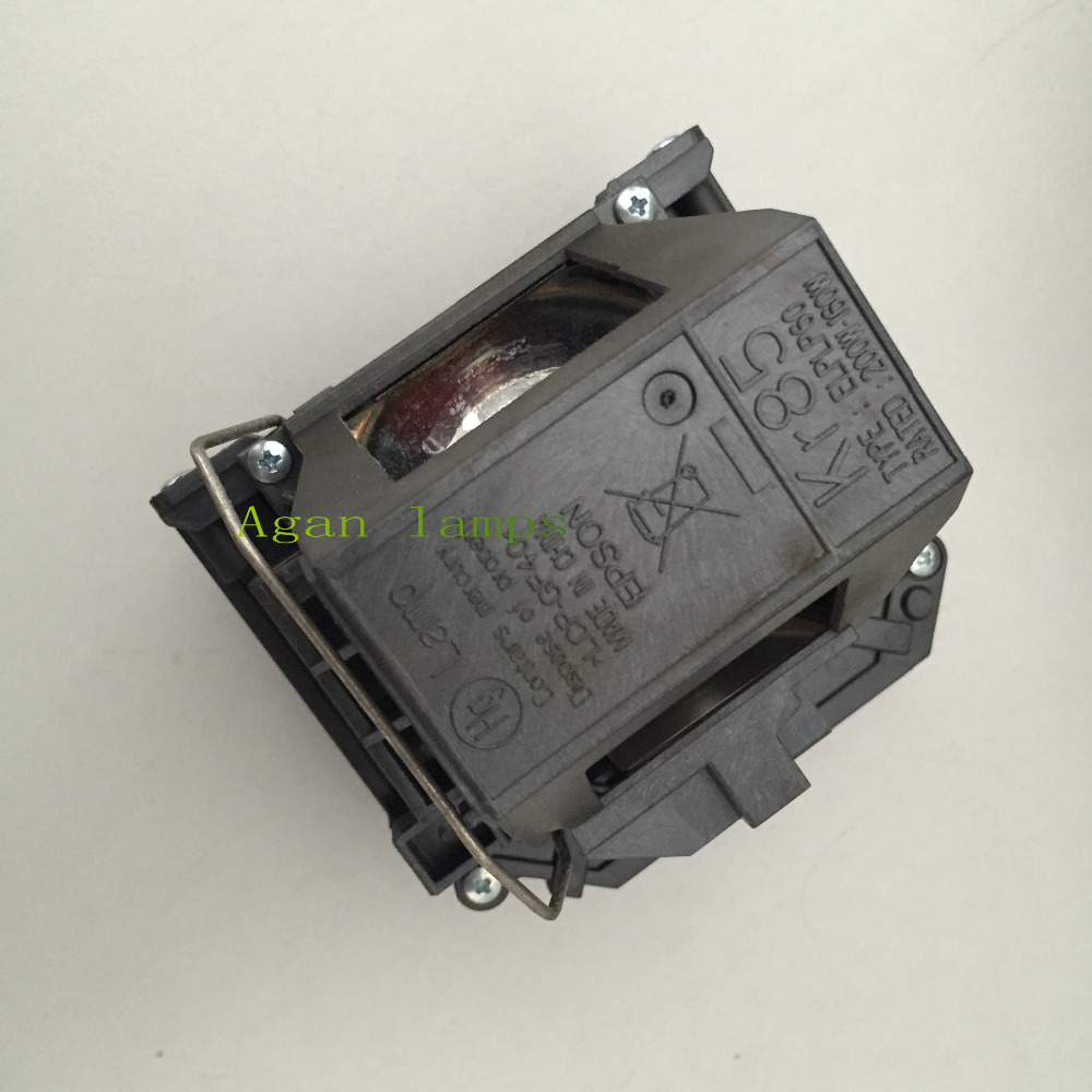 Replacement Original Projector ELPLP60 Lamp For Epson EB-420LW, EB-425W, EB-425WLW, EB-905, EB-93, EB-95, EB-96 Projectors(200W)