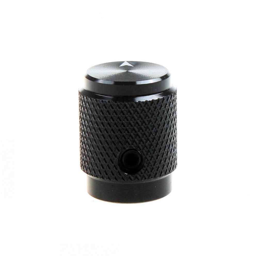 Bouton de haute qualité 6mm bouton en alliage d'aluminium bouton potentiomètre 12.5*16mm bouton Audio