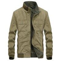 Новая осенне-зимняя куртка мужская Двусторонняя одежда Ветровка Военная куртка мужской воротник-стойка ветровка верхняя одежда для мужчин