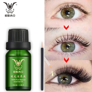 Image 2 - Eyelash Enhancer Eyelash Serum Eyelash Growth Serum Treatment Natural Eye Lashes Mascara Lengthening Longer